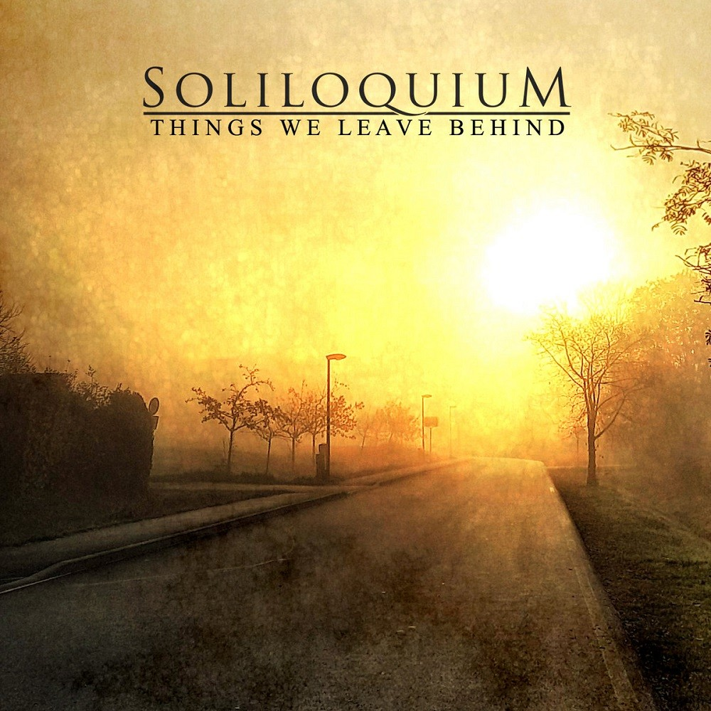 Soliloquium - Things We Leave Behind (2020) Cover