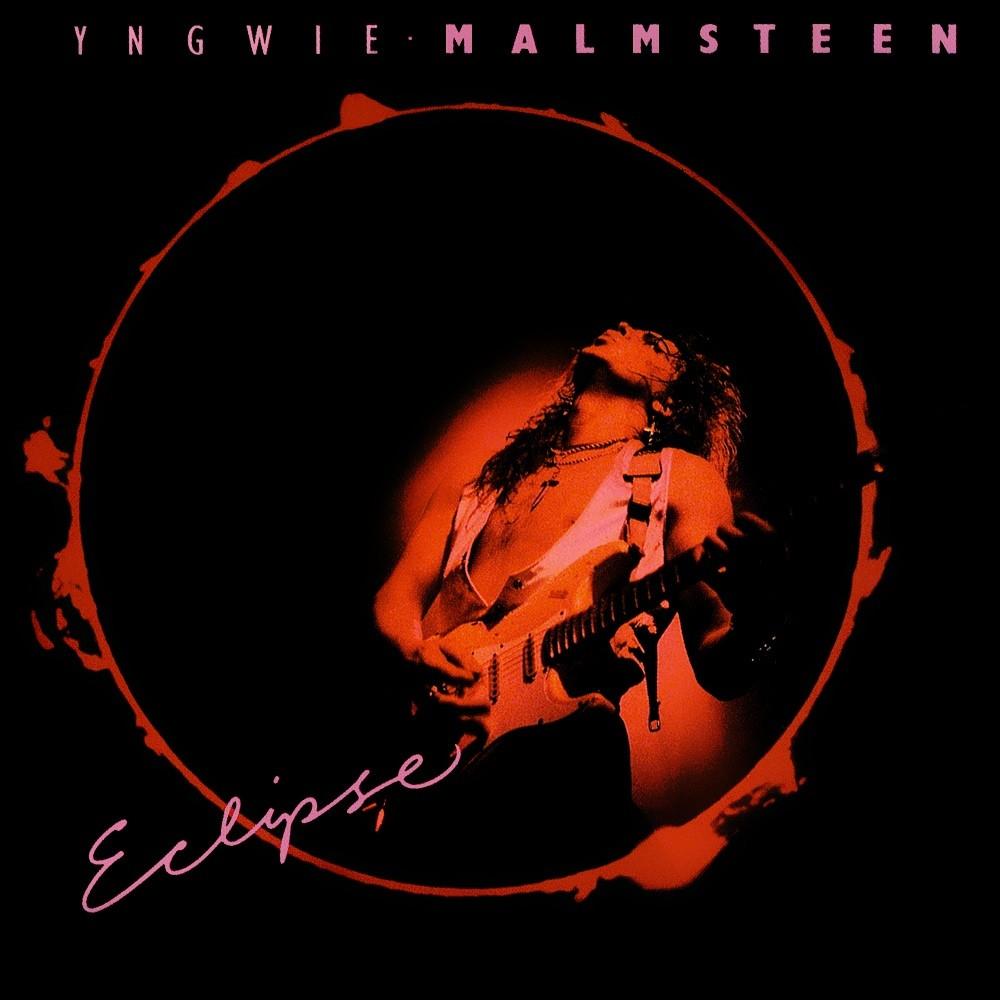 Yngwie J. Malmsteen - Eclipse (1990) Cover