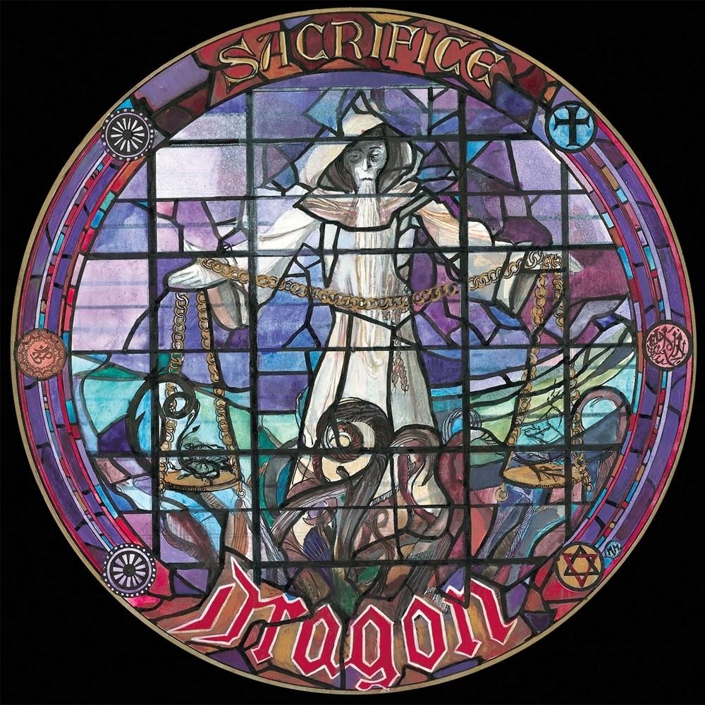 Dragon - Sacrifice (1994) Cover