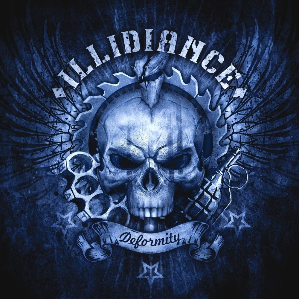 Illidiance - Deformity (2013) Cover
