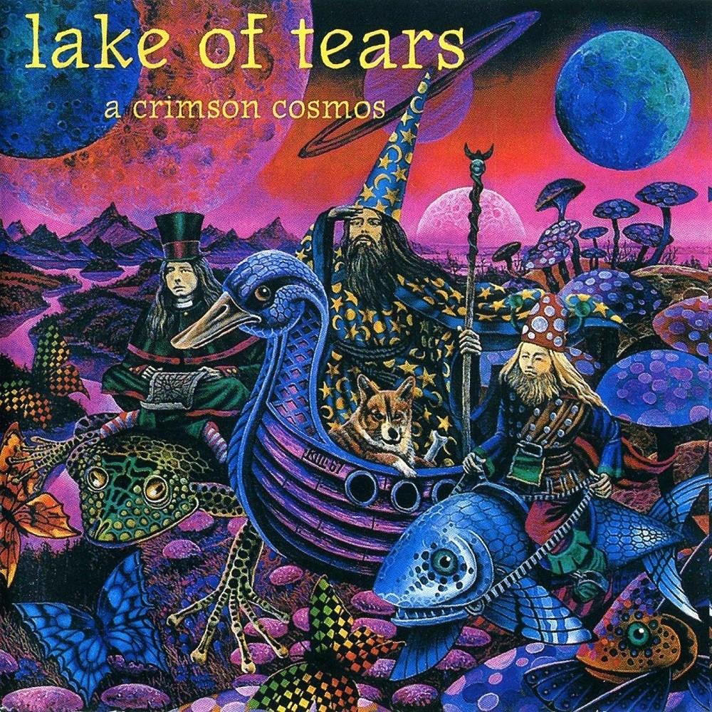 Lake of Tears - A Crimson Cosmos (1997) Cover