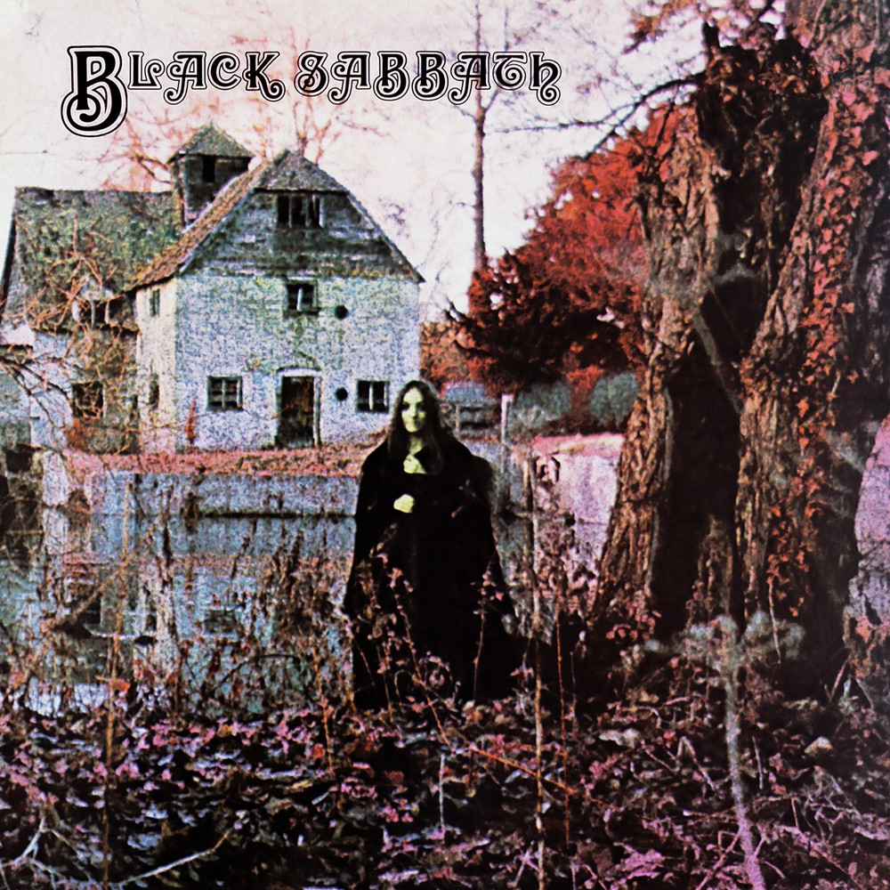 Black Sabbath - Black Sabbath (1970) Cover