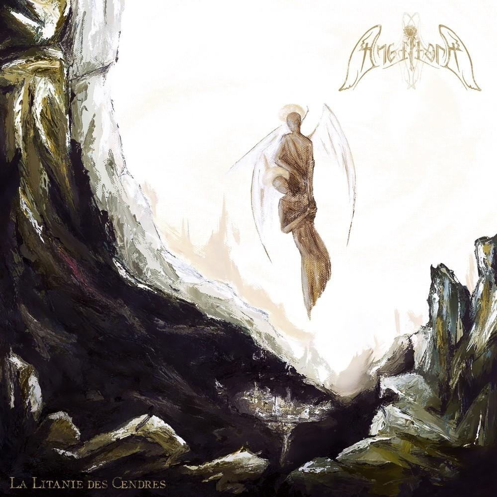 Angellore - La litanie des cendres (2015) Cover