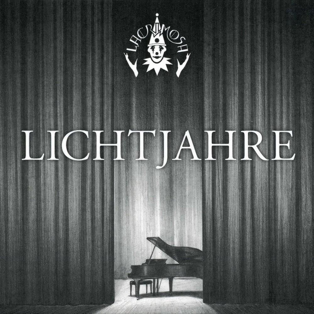 Lacrimosa - Lichtjahre (2007) Cover
