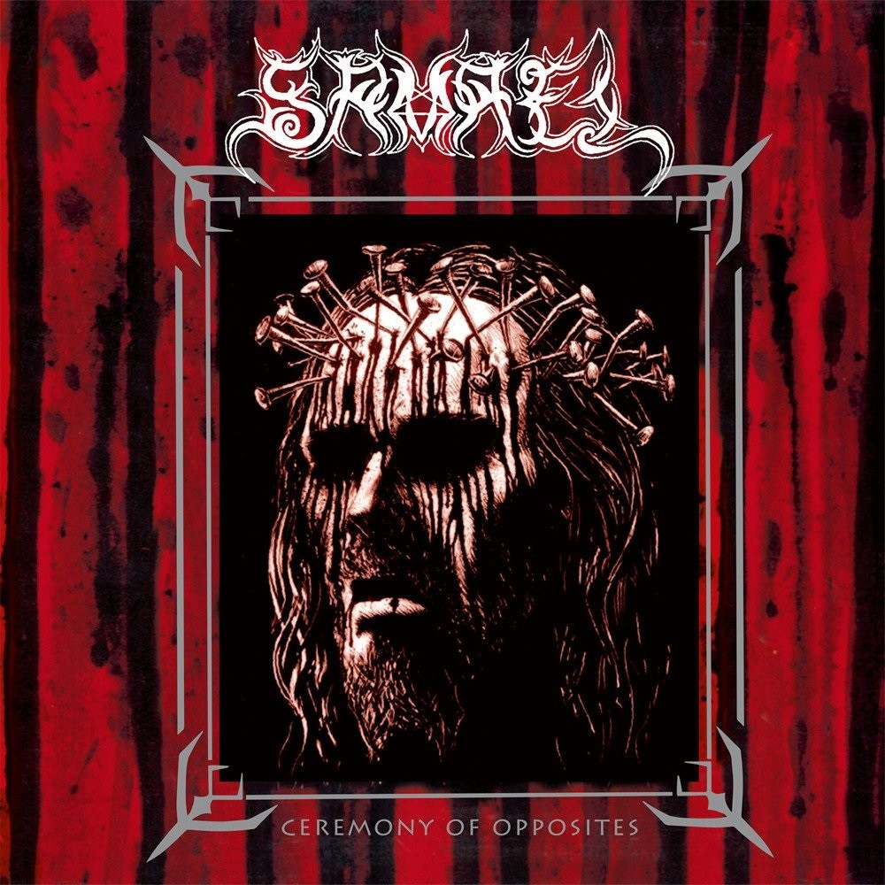 Samael - Ceremony of Opposites (1994) Cover