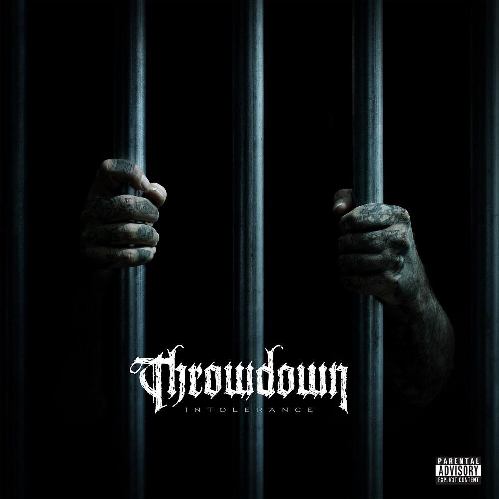 Throwdown - Intolerance (2014) Cover