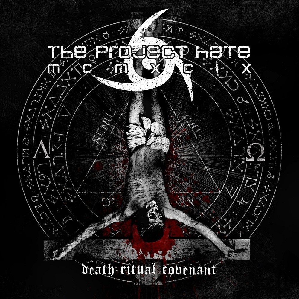 Project Hate MCMXCIX, The - Death Ritual Covenant (2018) Cover