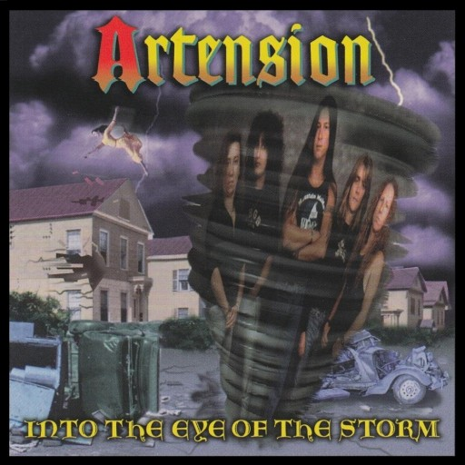 Artension - Into the Eye of the Storm 1996