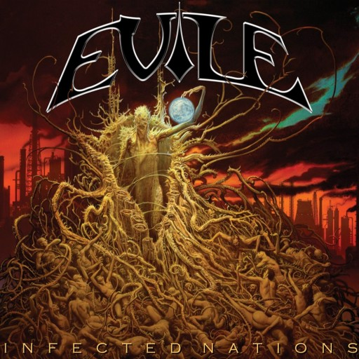 Evile - Infected Nations 2009