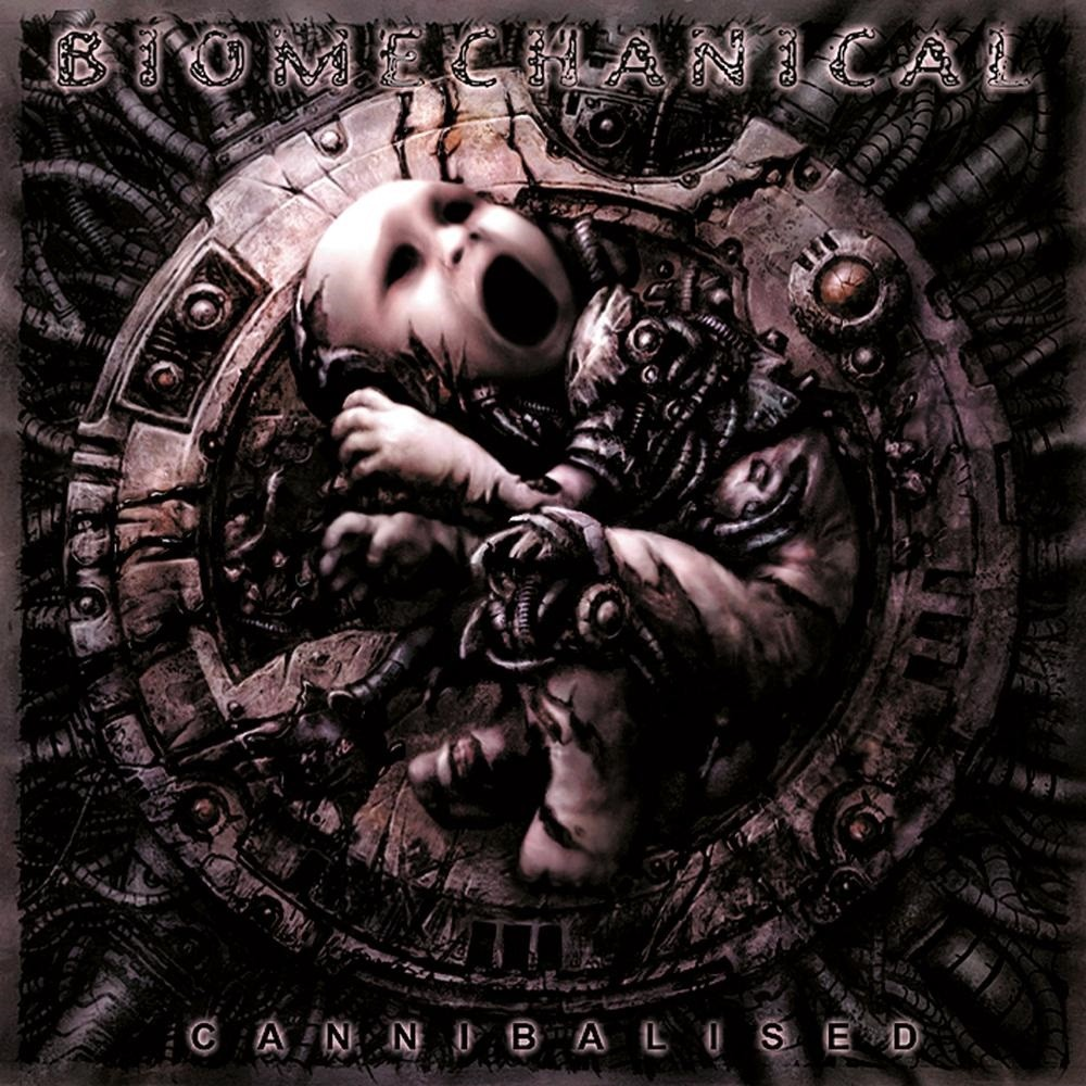 Biomechanical - Cannibalised (2008) Cover