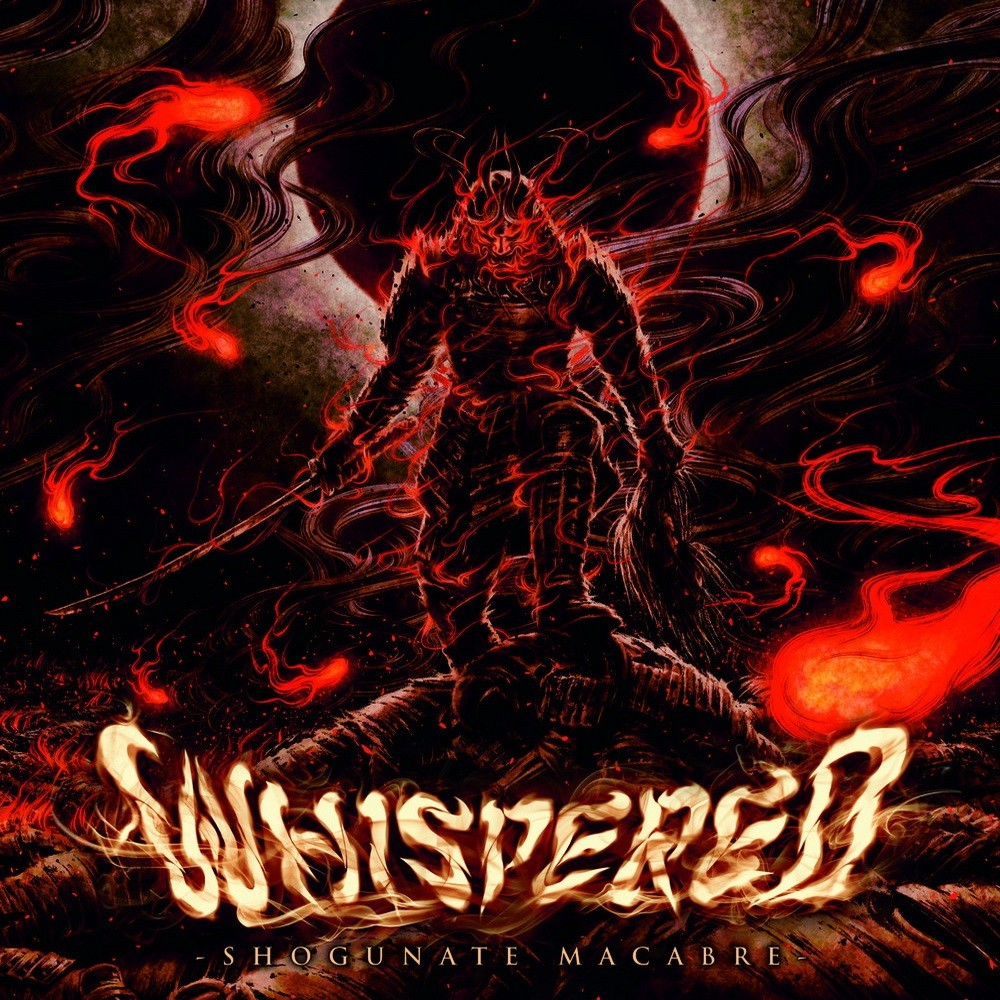 Whispered - Shogunate Macabre (2014) Cover
