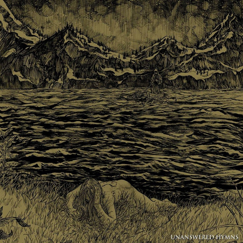 CHRCH - Unanswered Hymns (2015) Cover