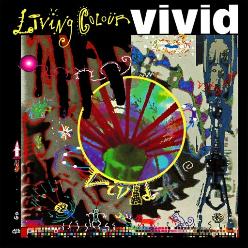 Living Colour - Vivid 1988