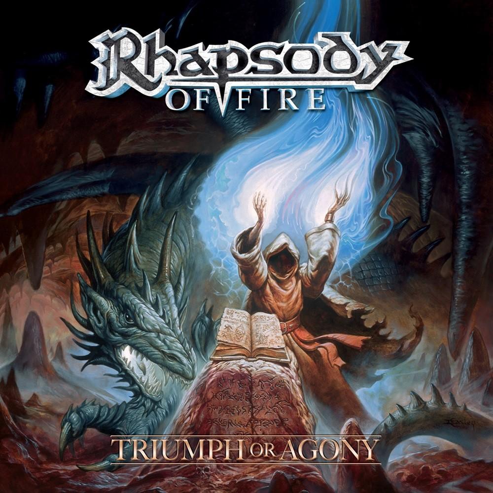 Rhapsody - Triumph or Agony (2006) Cover