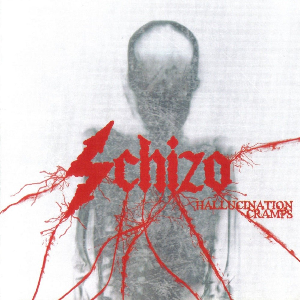 Schizo - Hallucination Cramps (2010) Cover