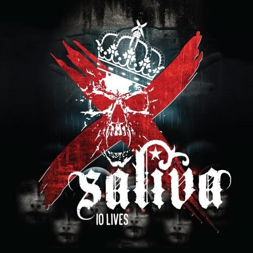 Saliva - 10 Lives 2018