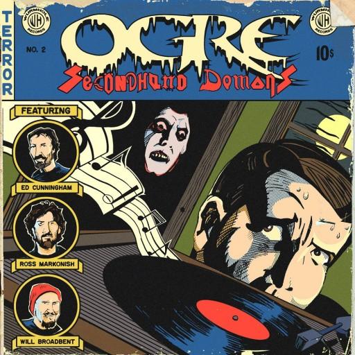 Ogre - Secondhand Demons 2012