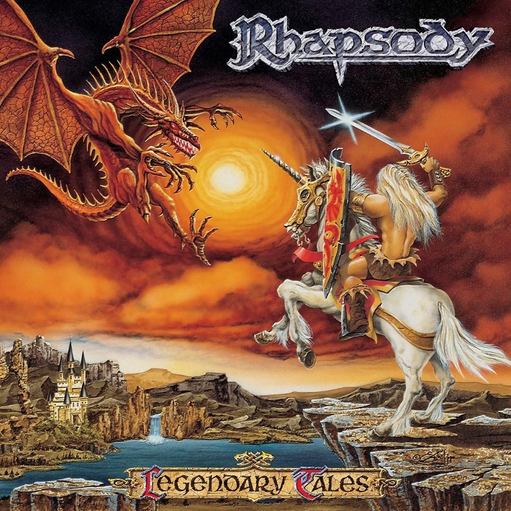 Rhapsody - Legendary Tales (1997) Cover