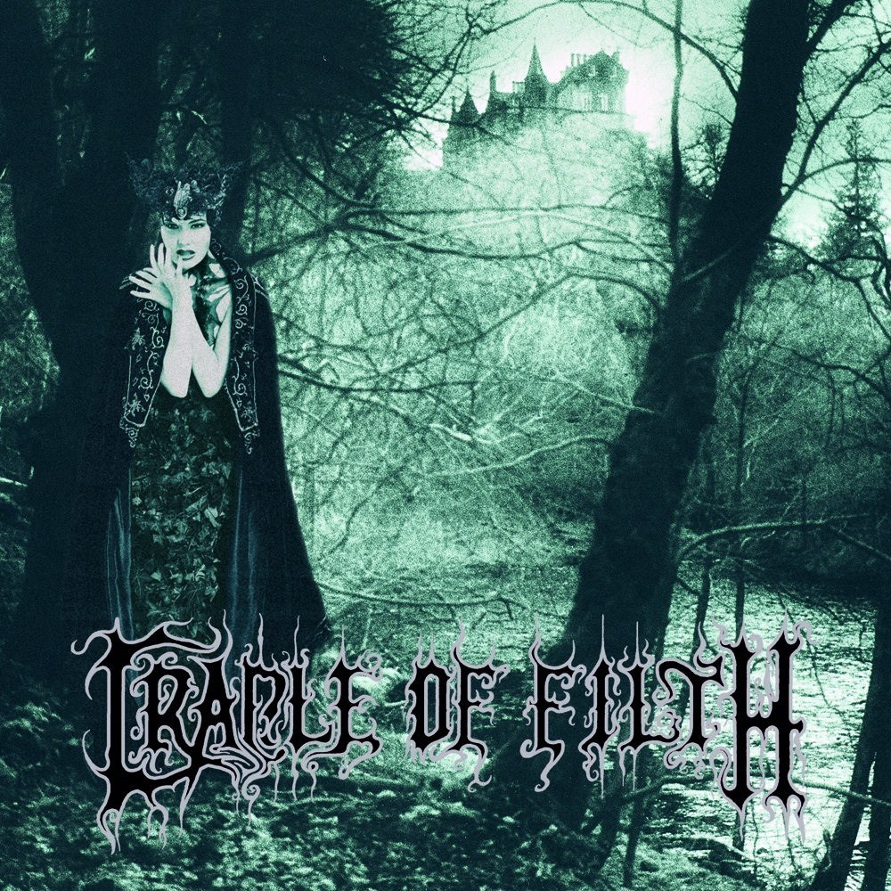 Cradle of Filth - Dusk... and Her Embrace (1996) Cover