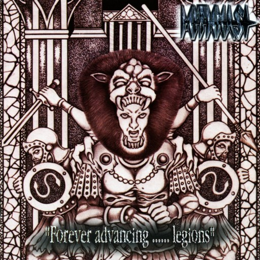 Mithras - Forever Advancing......Legions 2002