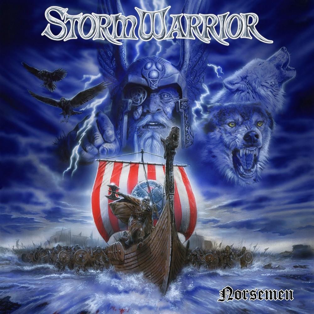 Stormwarrior - Norsemen (2019) Cover