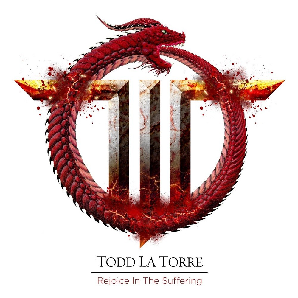 Todd La Torre - Rejoice in the Suffering (2021) Cover