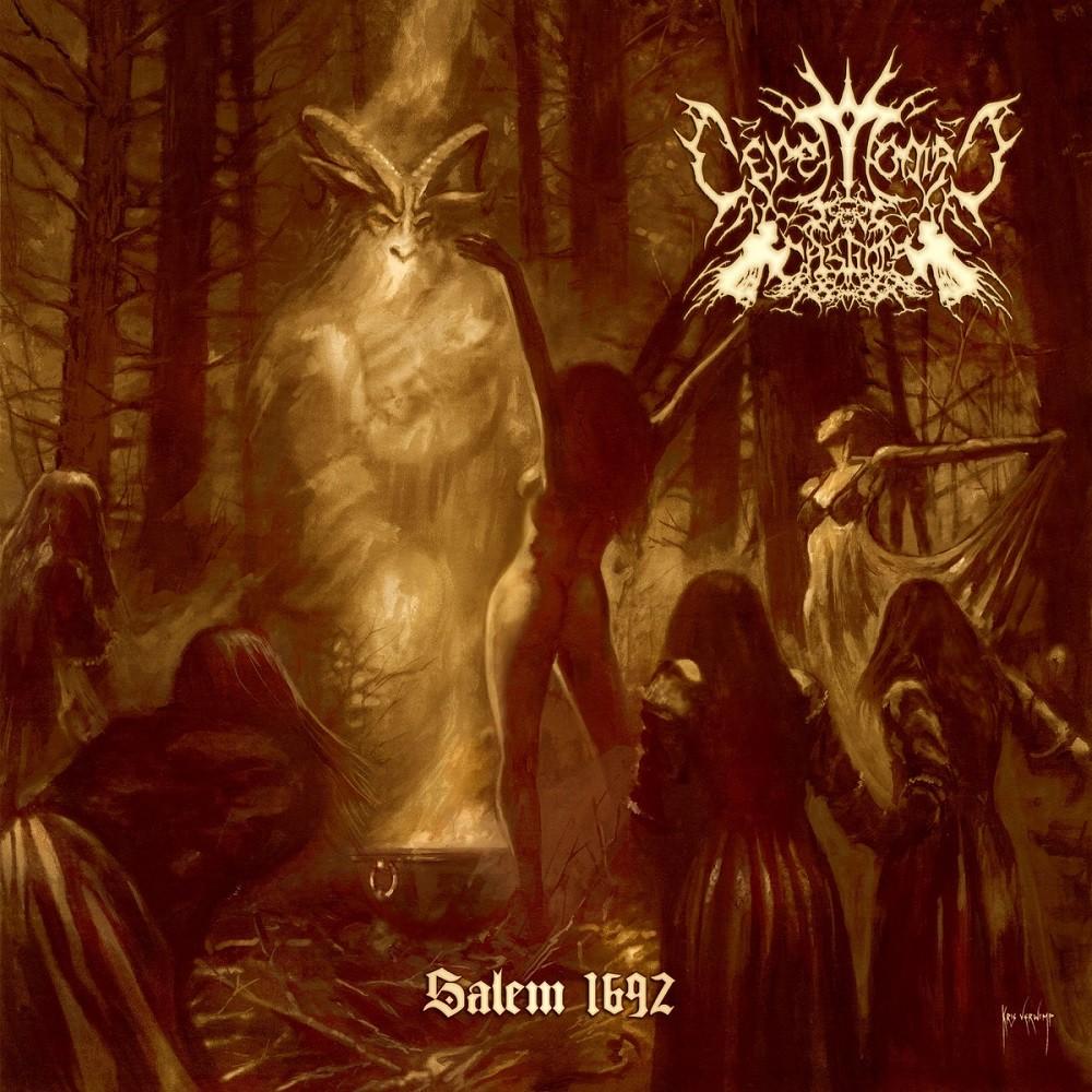 Ceremonial Castings - Salem 1692 (2008) Cover