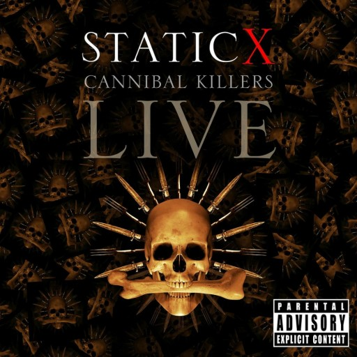 Static-X - Cannibal Killers Live 2008