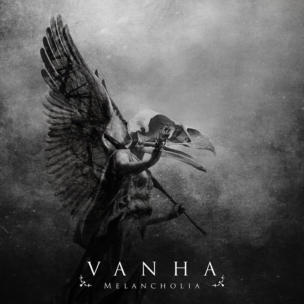 Vanha - Melancholia (2018) Cover