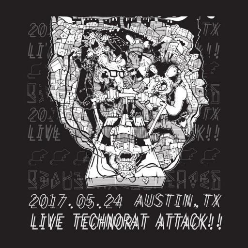 Live Technorat Attack