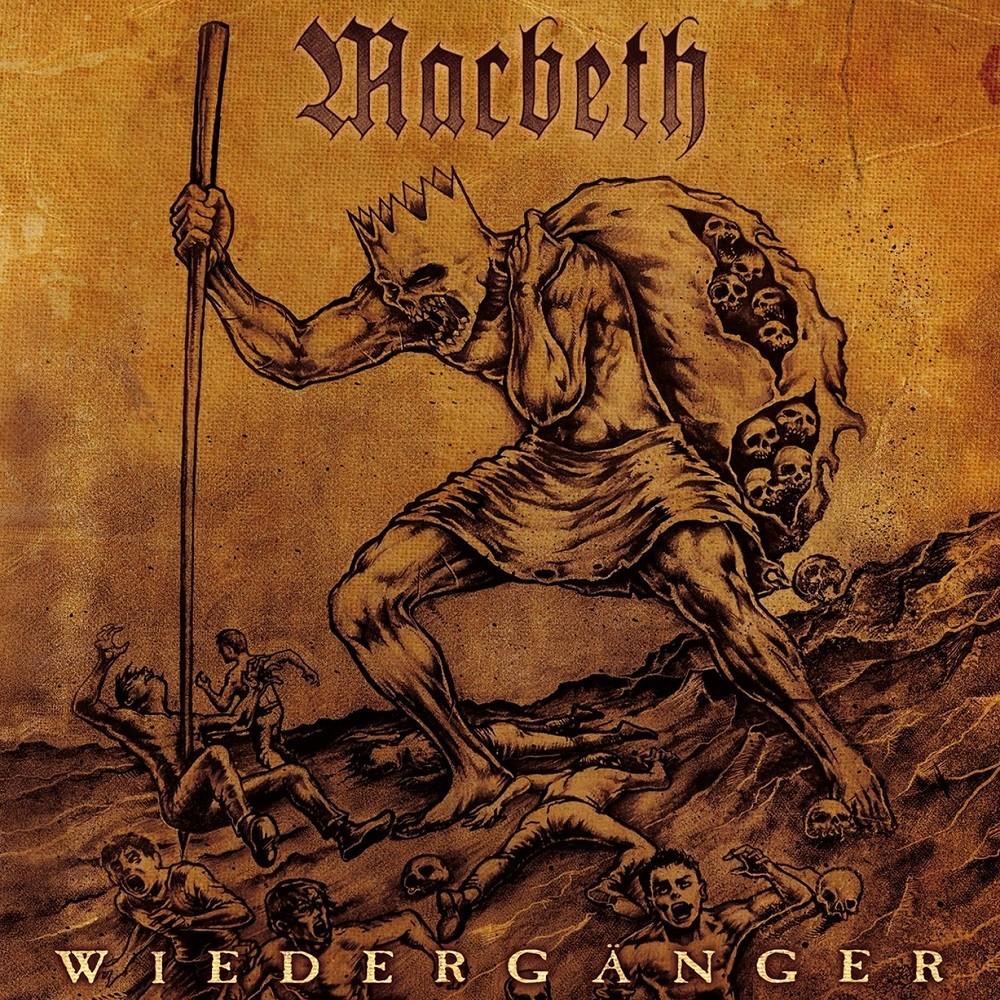 Macbeth (GER) - Wiedergänger (2012) Cover