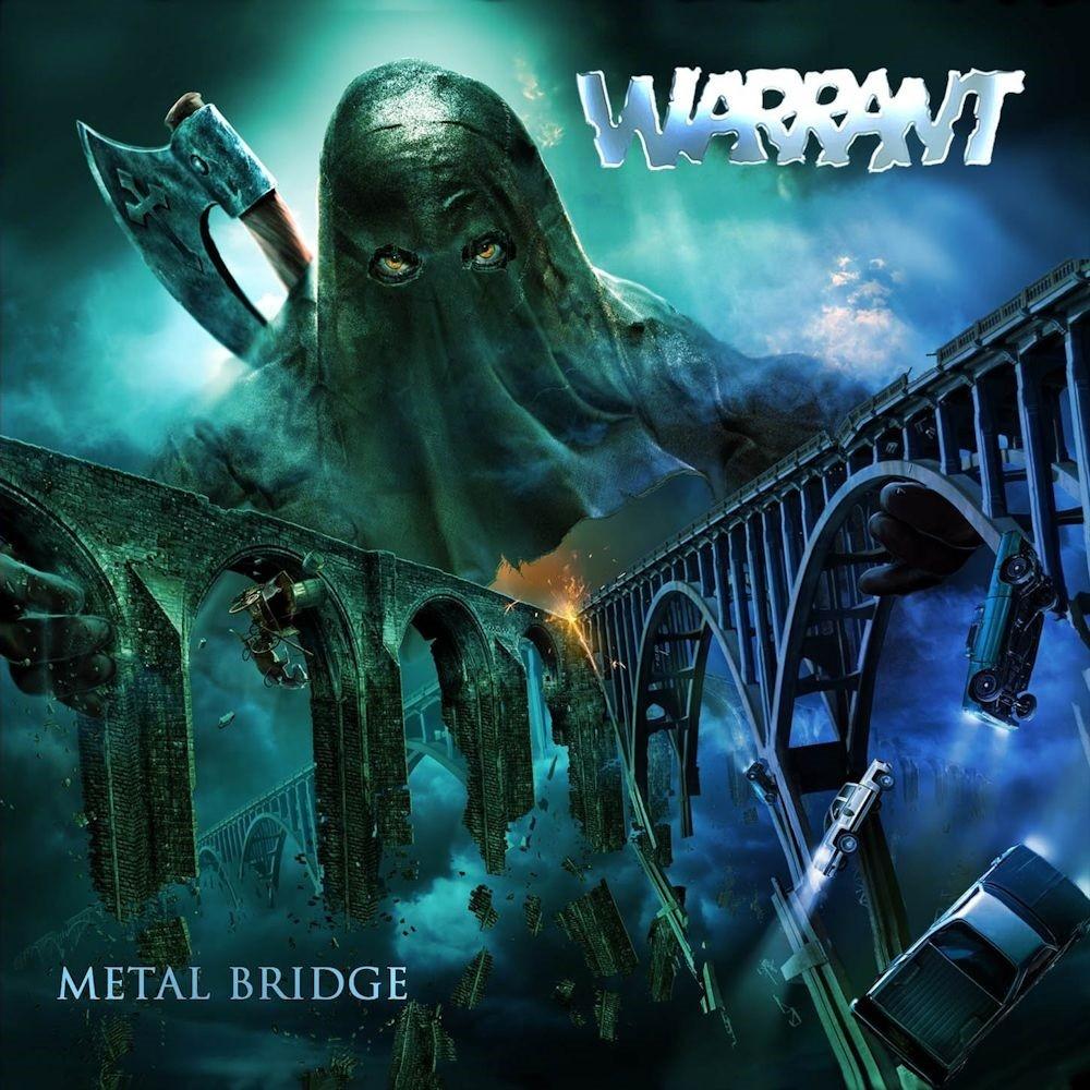 Warrant - Metal Bridge (2014) Cover