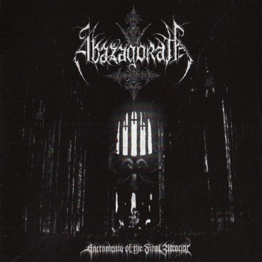 Sacraments of the Final Atrocity