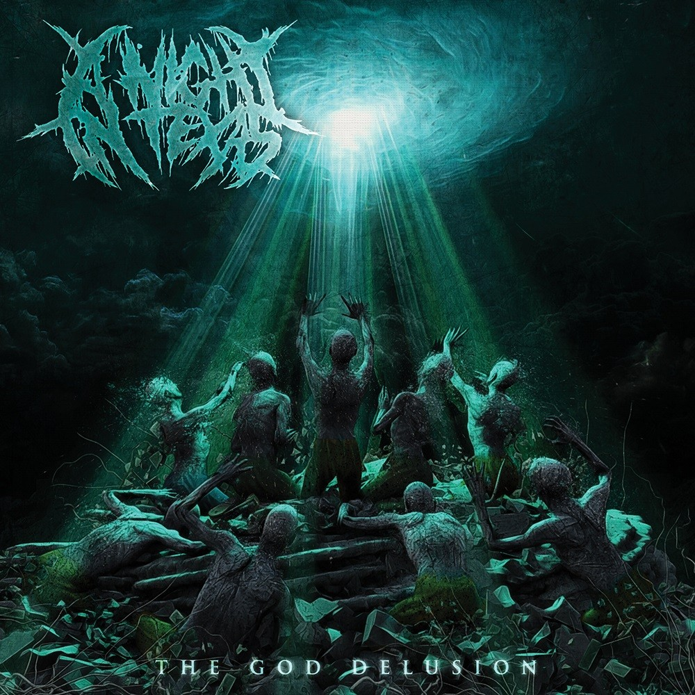 Night in Texas, A - The God Delusion (2015) Cover