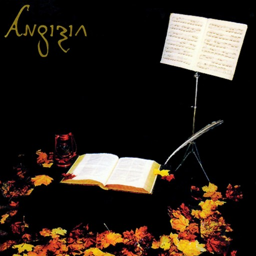Angizia - Die Kemenaten scharlachroter Lichter 1997