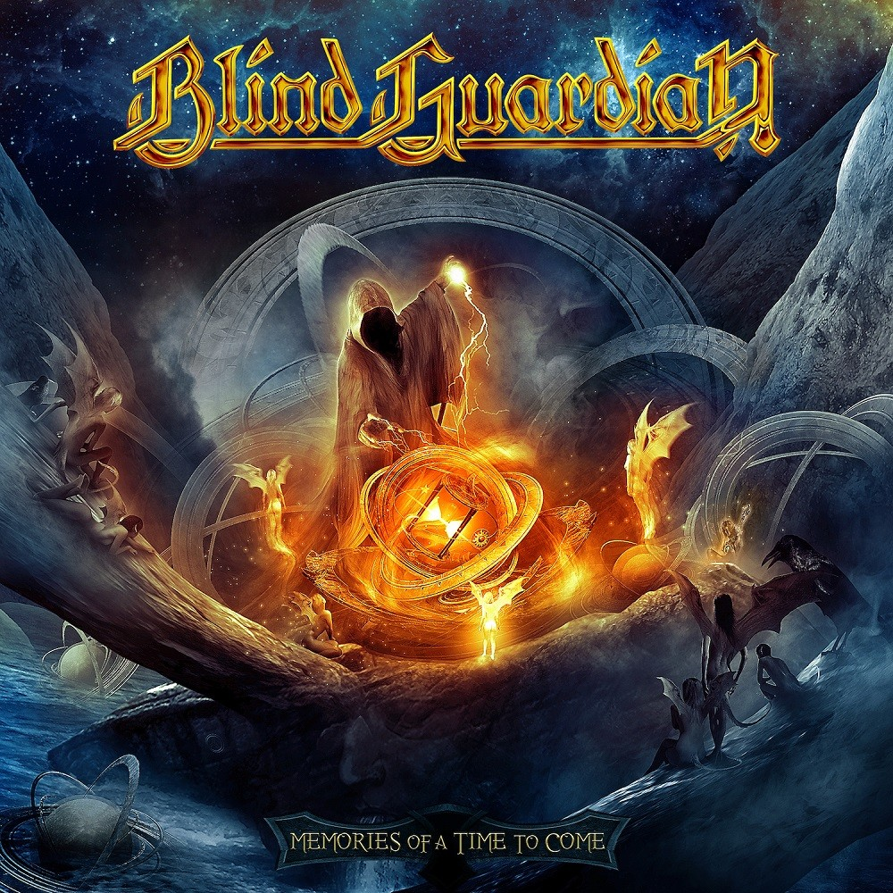 Blind Guardian - Memories of a Time to Come (2012) Cover