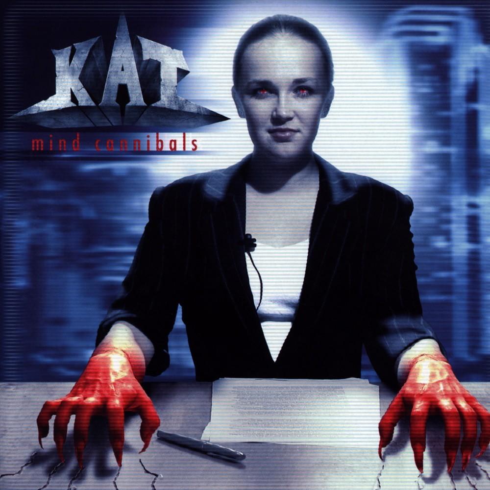 KAT - Mind Cannibals (2005) Cover