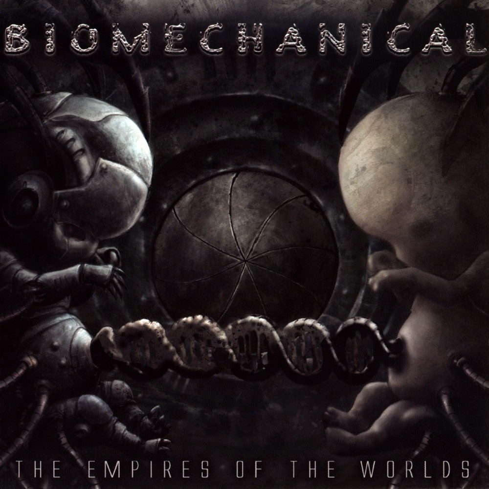 Biomechanical - The Empires of the Worlds (2005) Cover