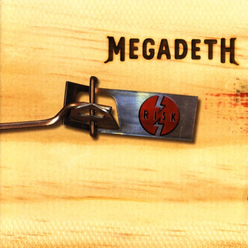 Megadeth - Risk (1999) Cover
