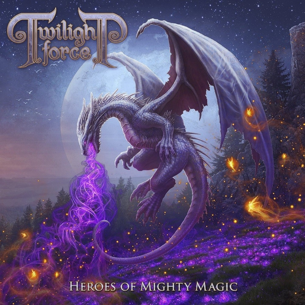 Twilight Force - Heroes of Mighty Magic (2016) Cover