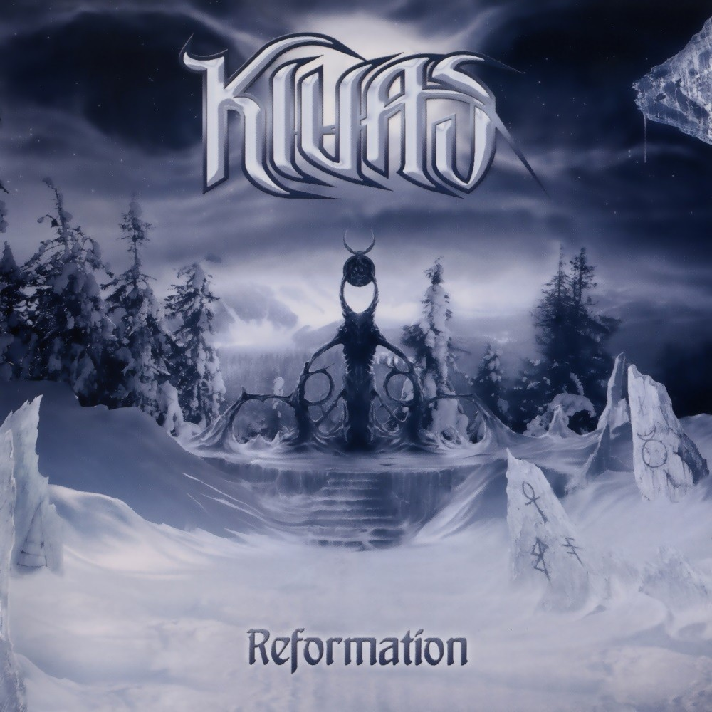 Kiuas - Reformation (2006) Cover