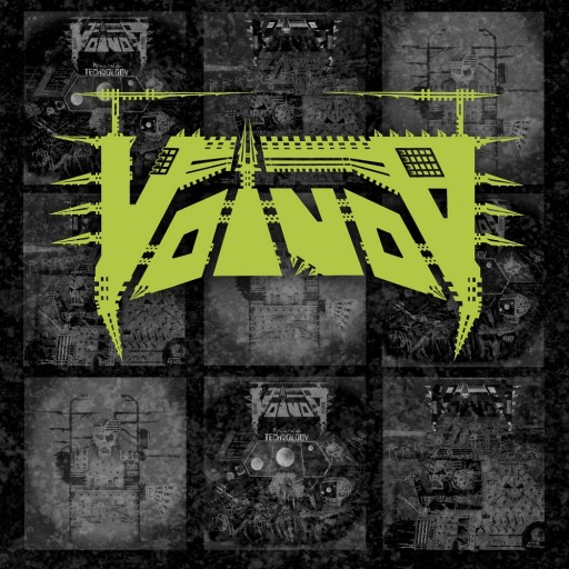 Voivod - Build Your Weapons: The Very Best of the Noise Years 1986-1988 2017