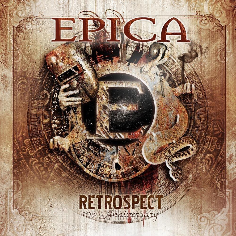 Epica - Retrospect (2013) Cover