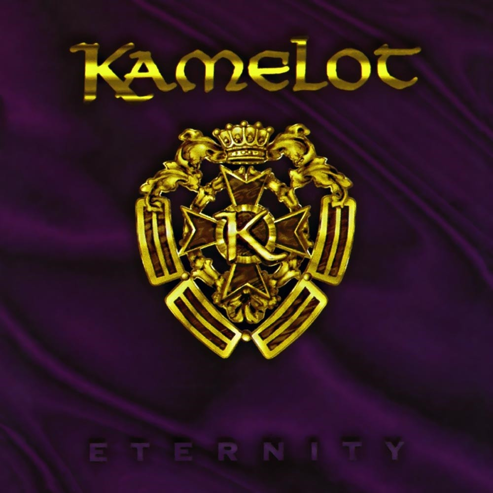 The Hall of Judgement: Kamelot - Eternity Cover