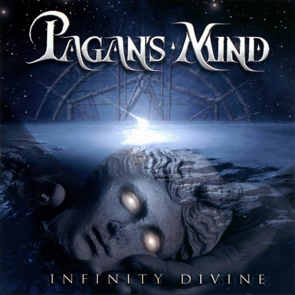 Pagan's Mind - Infinity Divine (2000) Cover