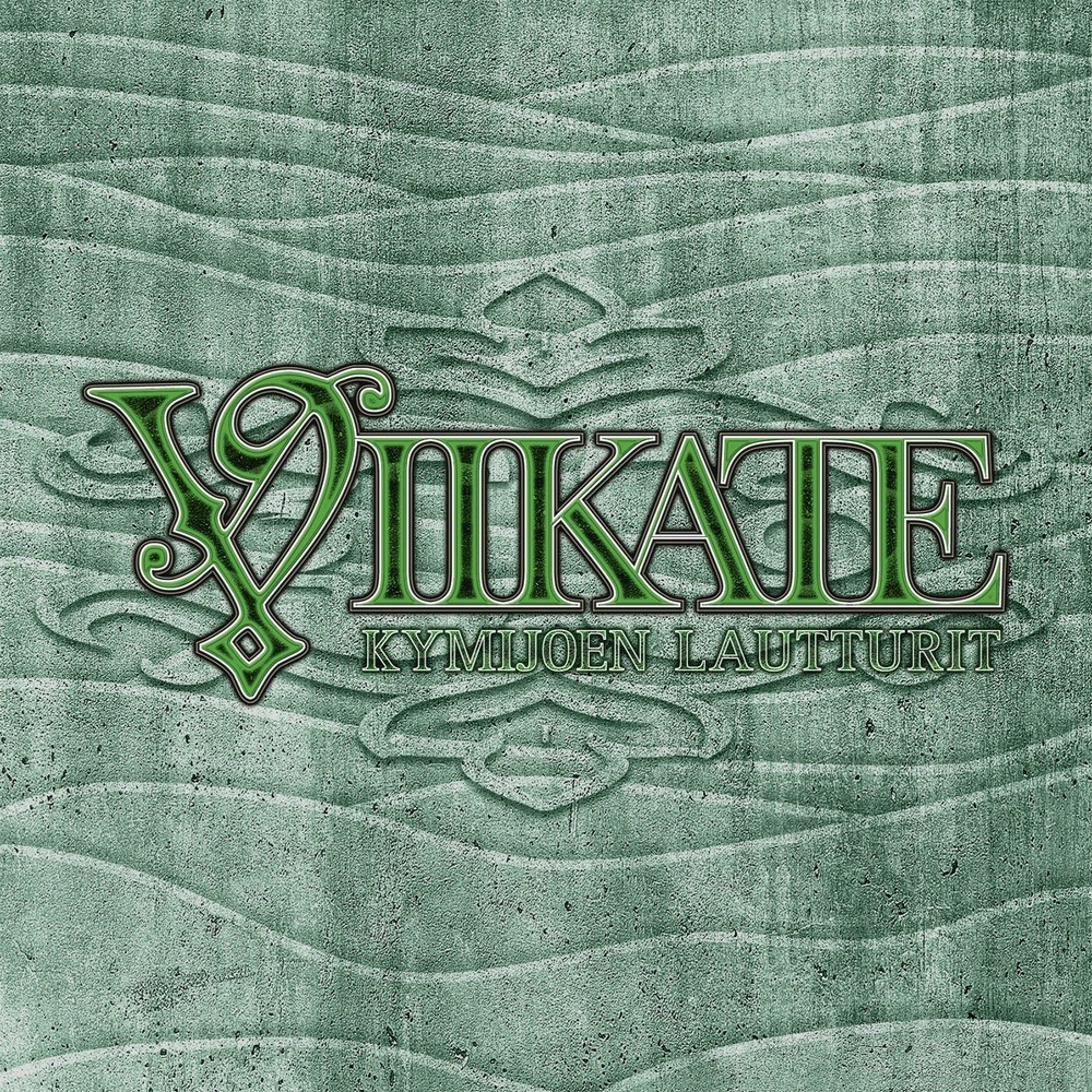 Viikate - Kymijoen lautturit (2013) Cover