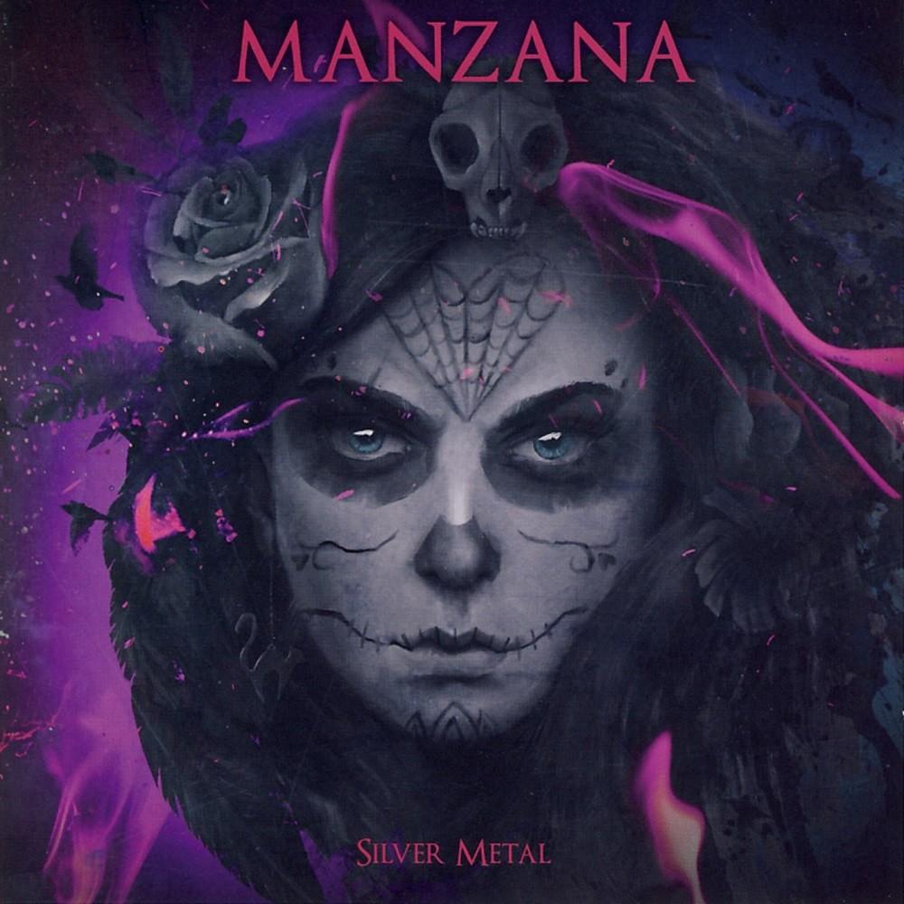 Manzana - Silver Metal (2018) Cover