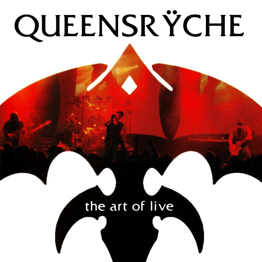 Queensrÿche - The Art of Live (2004) Cover