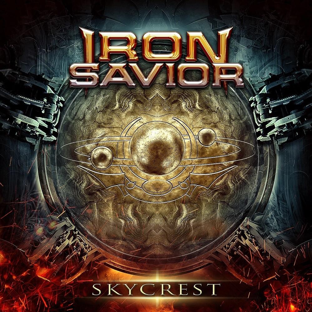 Iron Savior - Skycrest (2020) Cover