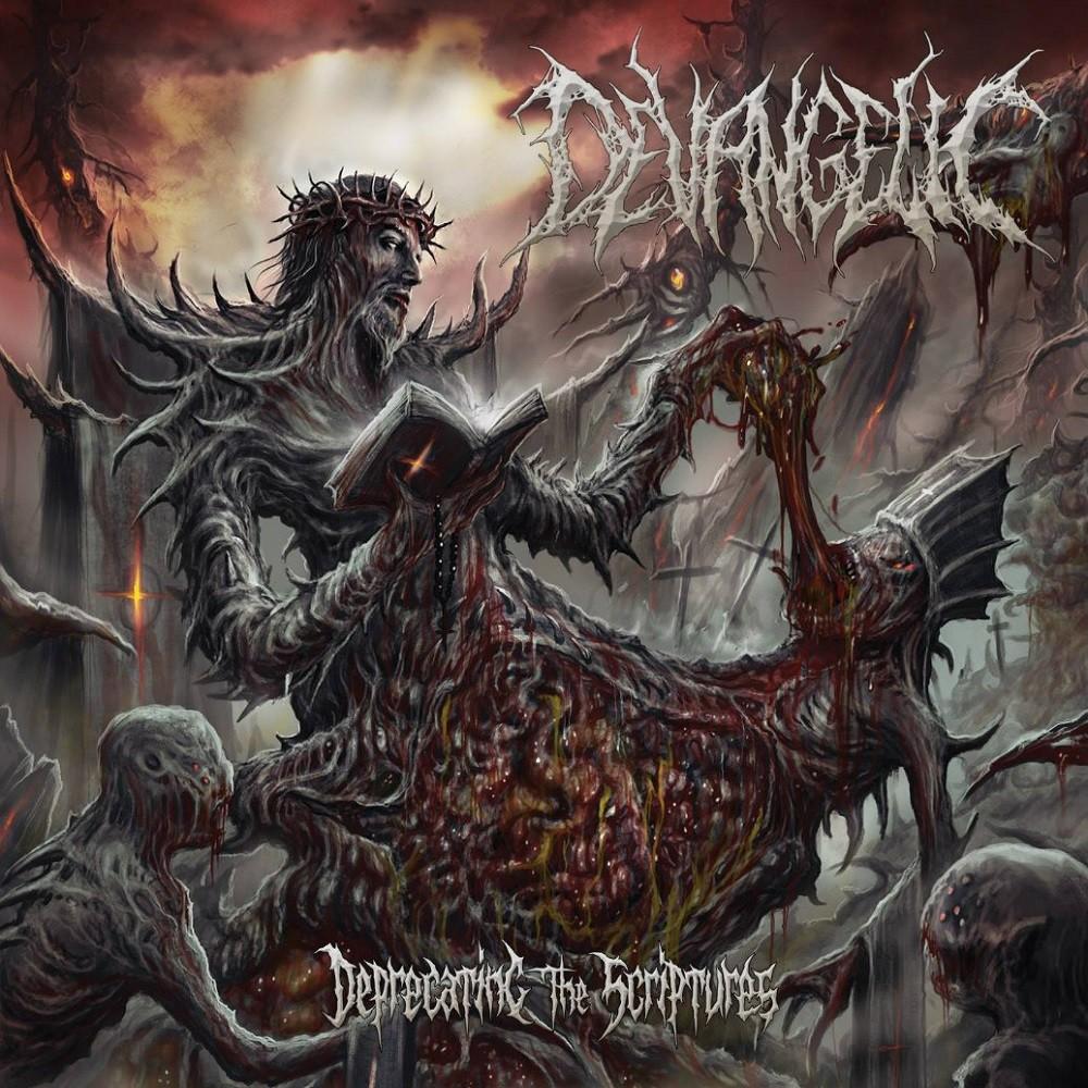 Devangelic - Deprecating the Scriptures (2015) Cover